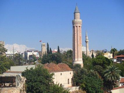 FOTKA - Turecko-mešita v Antalyi