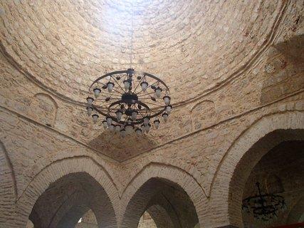 FOTKA - Turecko-stropy v mešite