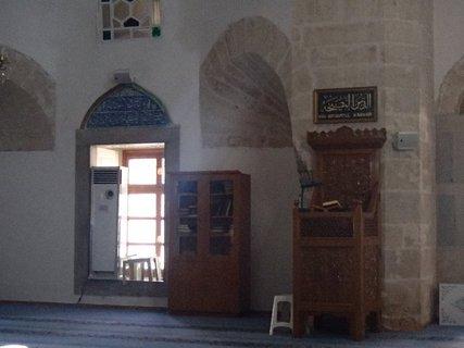 FOTKA - Turecko-mešita v Antalyi-skromné zariadenie