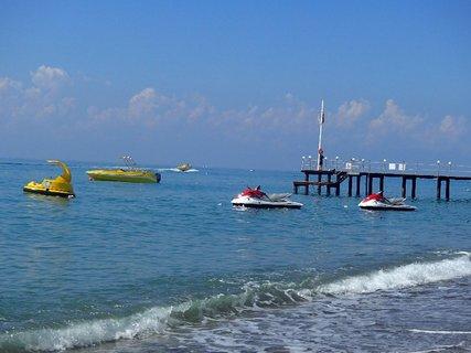 FOTKA - Turecko-vodné atrakcie