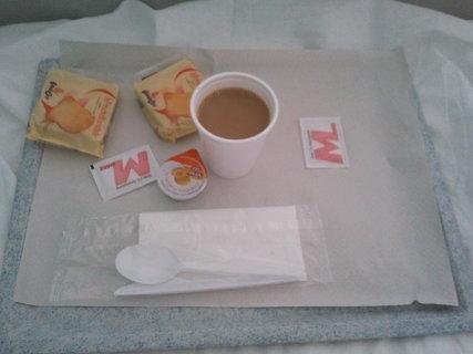 FOTKA - snidane pro sestinedelky v italske nemocnici
