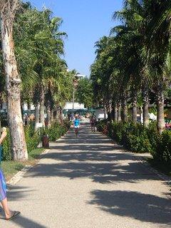 FOTKA - Turecko-cestička z pláže