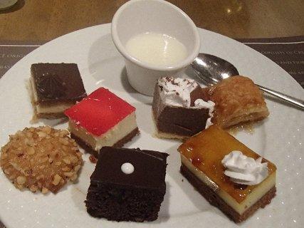 FOTKA - Turecko-zopár sladkostí na tanieri