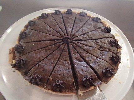 FOTKA - Turecko-krémová torta