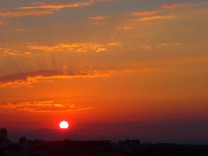 FOTKA - Turecko-slnko zapadá