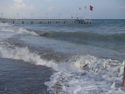 FOTKA - Turecko-poobedňajšie vlny