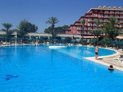 FOTKA - Turecko-jeden z bazénov-bol dosť veľký