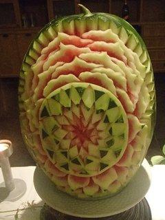 FOTKA - Turecko-vyrezávaný melón