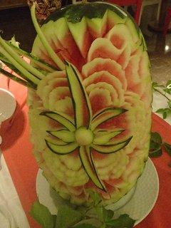 FOTKA - Turecko-vyrezaný melón