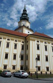 FOTKA - Věž zámku Kroměříž