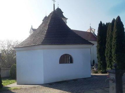 FOTKA - kaplička na hřbitově Bojkovice