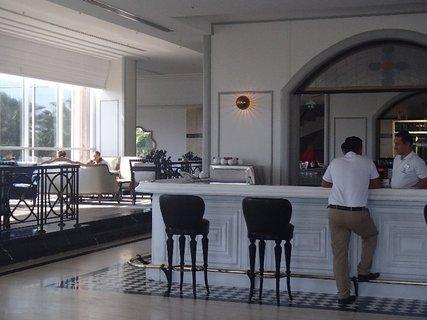 FOTKA - Turecko-bar vo vnútorných priestoroch