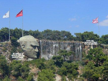 FOTKA - Turecko-malé zastavenie na jedno foto