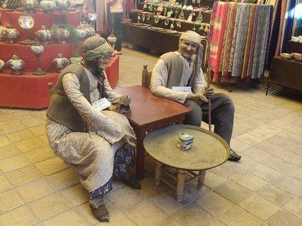 FOTKA - Turecko-úsmevný vchod do jedného z obchodov :)