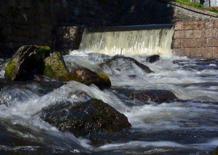 FOTKA - Labe pod přehradou
