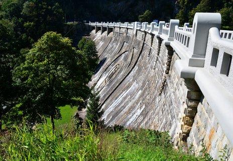 FOTKA - Labská přehrada - Špindlerův Mlýn, Krkonoše