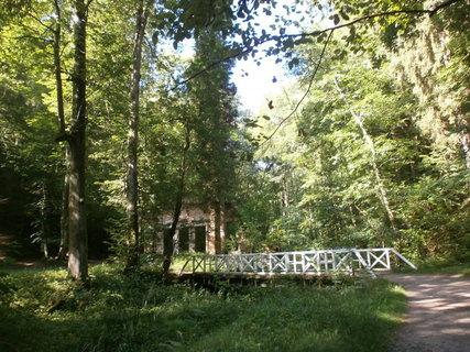 FOTKA - Modrý dům v Terčině údolí