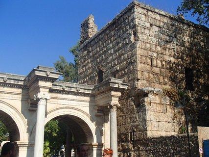 FOTKA - Turecko-časť Hadrianovej brány