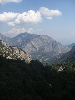 FOTKA - Turecko-ešte jeden pohľad na vrchy pohoria Taurus