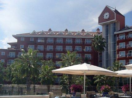 FOTKA - Turecko-pohľad z terasy na hotel