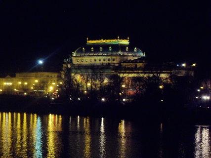 FOTKA - noc v praze