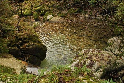 FOTKA - Výšlap na Loferer-Alm - Čistá voda