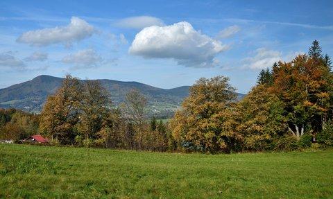 FOTKA - Cesta za podzimem