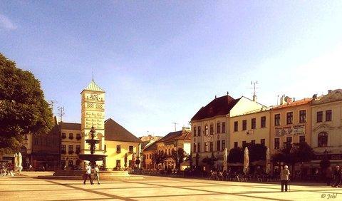 FOTKA - náměstí v Karviné ♥