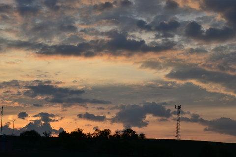 FOTKA - Ve�ern� obloha