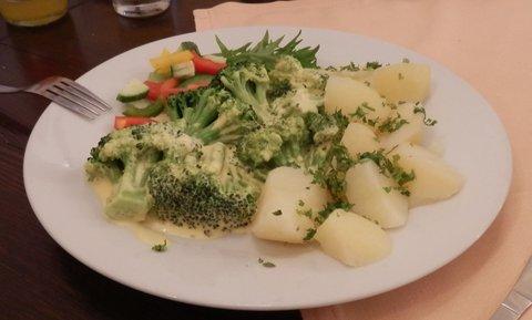 FOTKA - i bezmasé jídlo může být dobré :-))