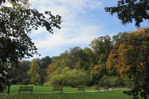 FOTKA - Romantická zahrada Kinských