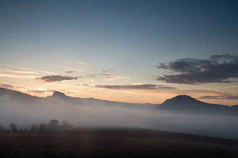 FOTKA - Před východem slunce