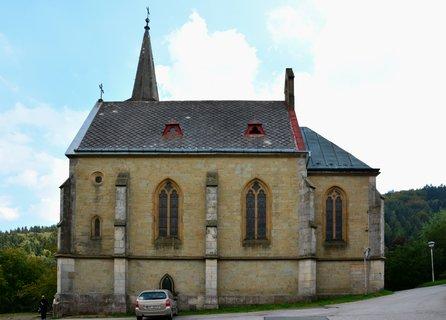 FOTKA - Jánský kostel