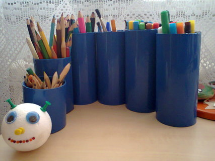 FOTKA - stojánek na tužky