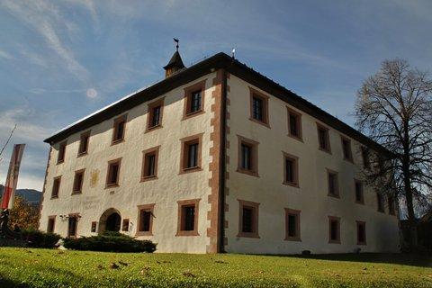 FOTKA - Okolo Ritzensee - Zámek Ritzen, dnes muzeum