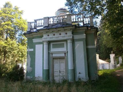 FOTKA - budova Lázniček
