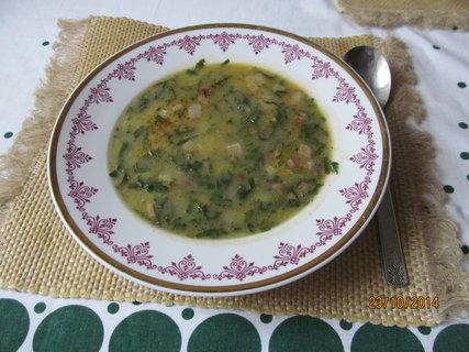 FOTKA - Kapustová polévka