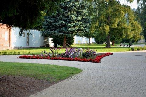 FOTKA - Park u kláštera