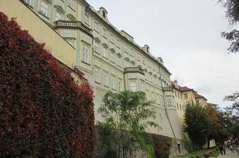 FOTKA - Zahrada Na Valech u Pražského hradu