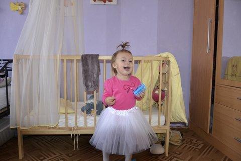 FOTKA - Jednou budu baletka
