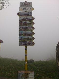 FOTKA - Říjen, výlet na Javořinu, cykloturistická trasa