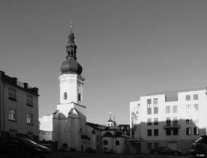 FOTKA - kostel svatého Václava s ostravsko-opavskou diecézí