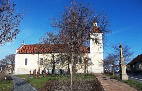 FOTKA - Kunovický kostel