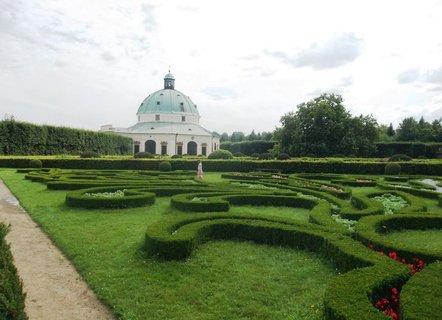 FOTKA - Květná zahr. Kroměříž