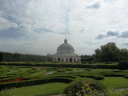 FOTKA - Květná zahrada Kroměříž