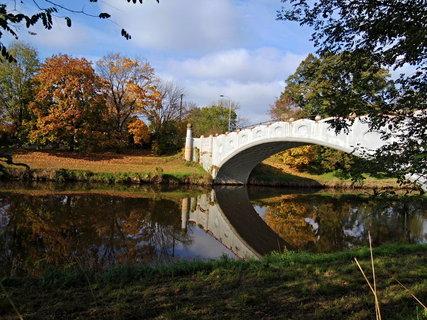 FOTKA - Kamenný most v podzimním období