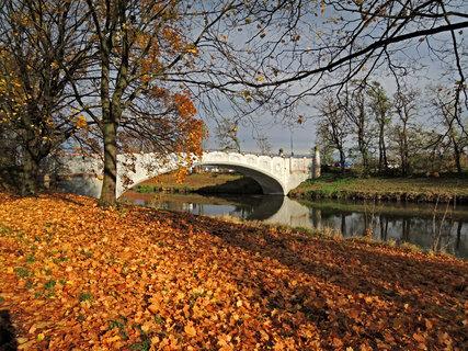 FOTKA - oblíbené místo malých procházek kolem řeky