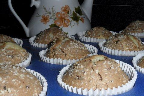 FOTKA - kopecky muffinku