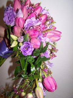 FOTKA - Tulipánová kytice
