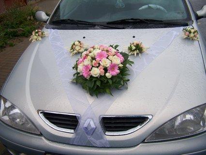 FOTKA - Auto pro nevěstu